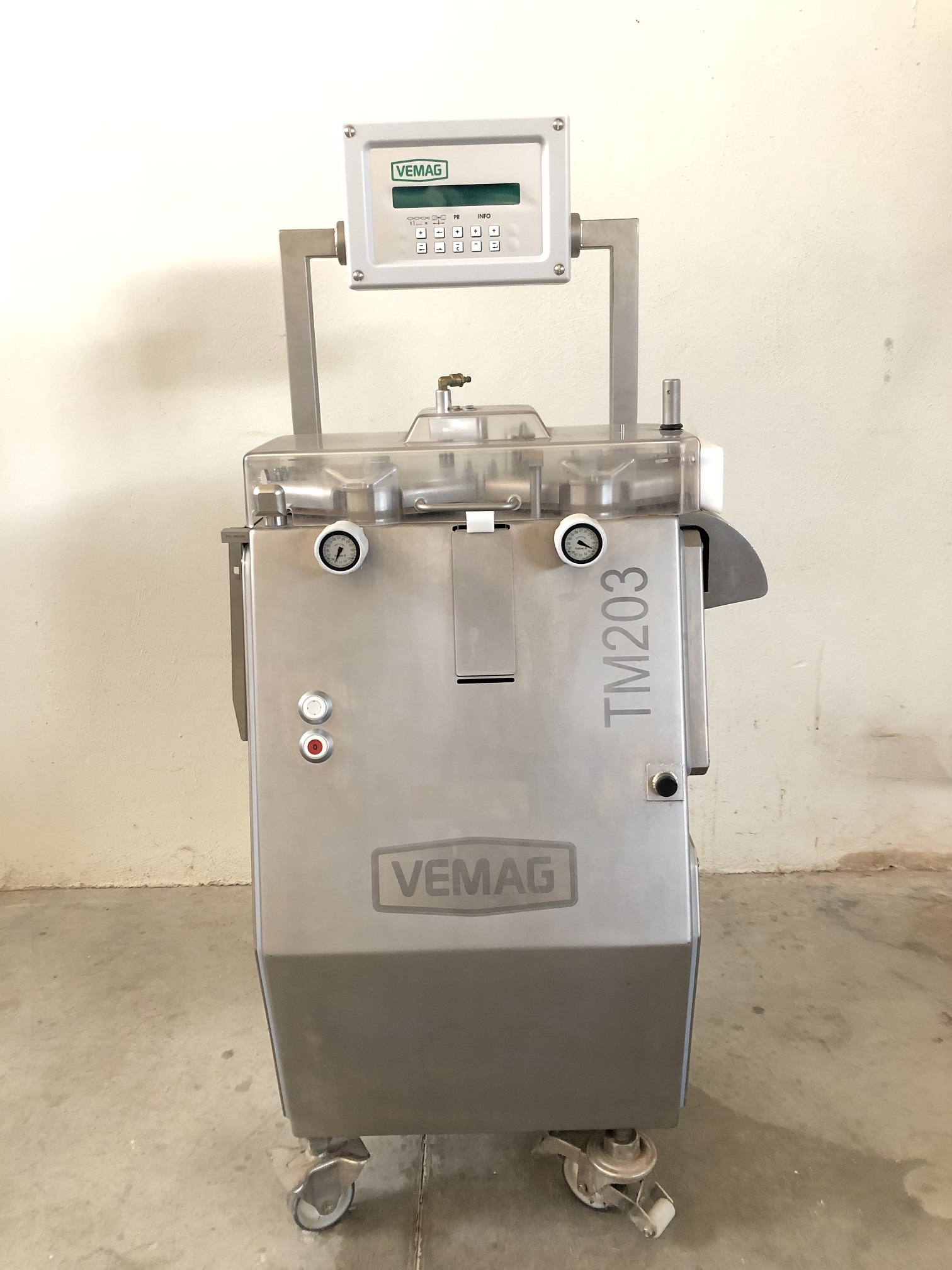 VEMAG TM203