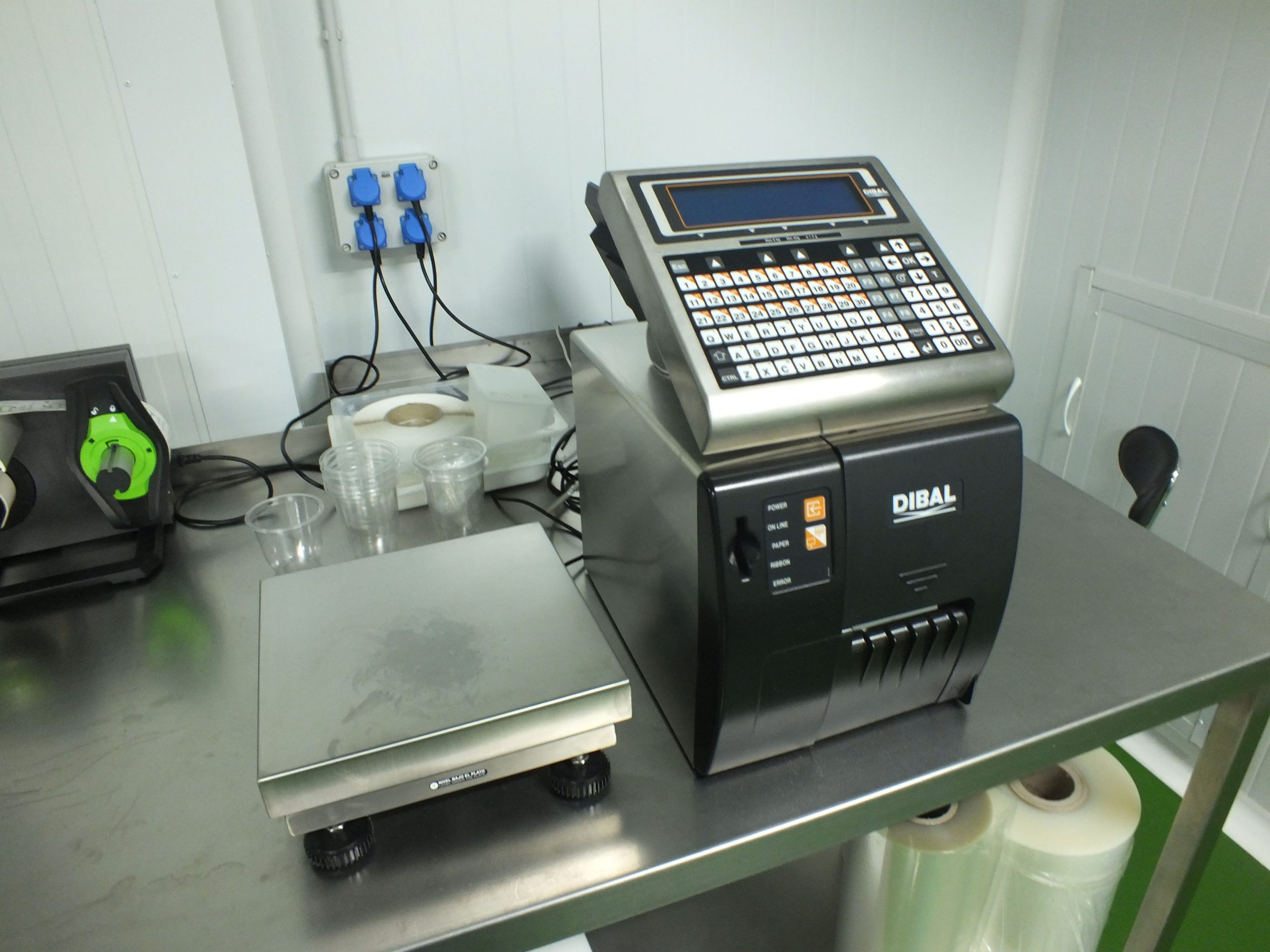 DIBAL LP3000